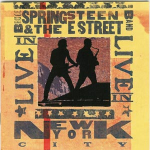 CD SPRINGSTEEN, BRUCE & THE - LIVE IN NEW YORK CITY