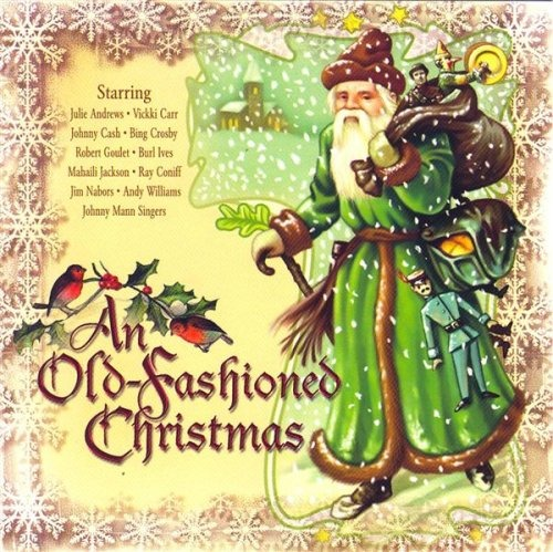 CD V/A - AN OLD-FASHIONED CHRISTMAS