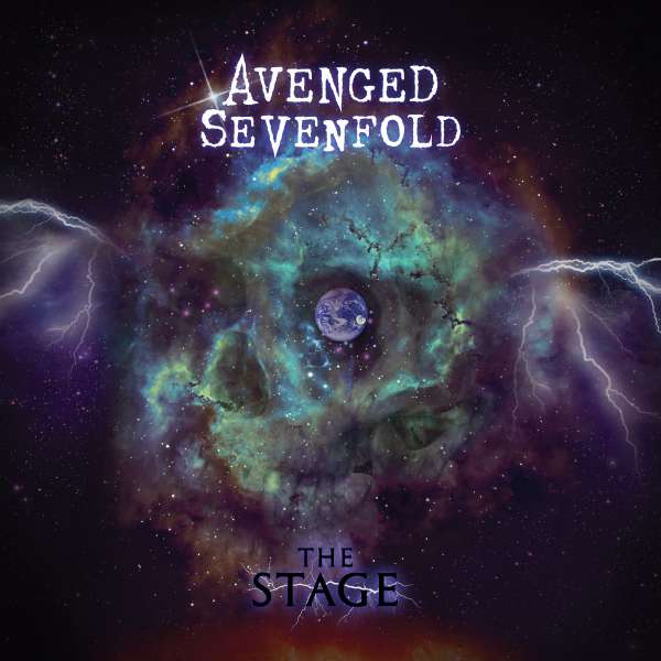 Avenged Sevenfold A7X - CD THE STAGE
