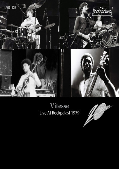 CD VITESSE - LIVE AT ROCKPALAST 1979