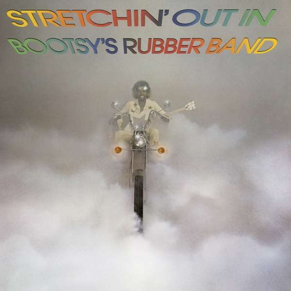 CD BOOTSY'S RUBBER BAND - STRETCHIN' OUT IN BOOTSY'S RUBBER BAND