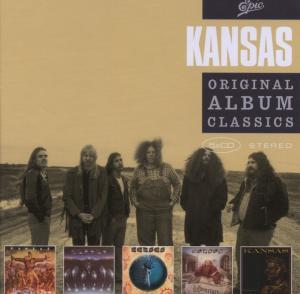 CD KANSAS - Original Album Classics