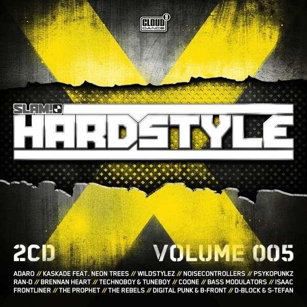 CD V/A - SLAM! HARDSTYLE 5