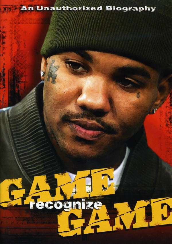 The Game - DVD Game Recognize Game