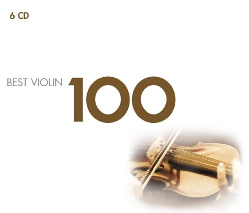 CD VARIOUS ARTISTS - 100 BEST VIOLIN
