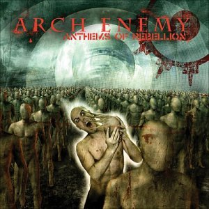 Arch Enemy - CD ANTHEMS OF REBELLION