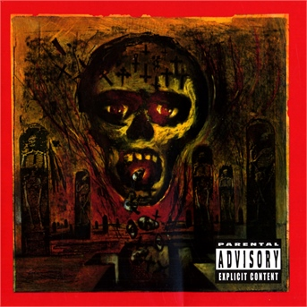 Slayer - CD SEASONS IN THE ABYSS