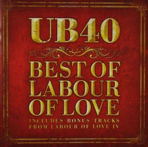 CD BEST OF LABOUR OF LOVE
