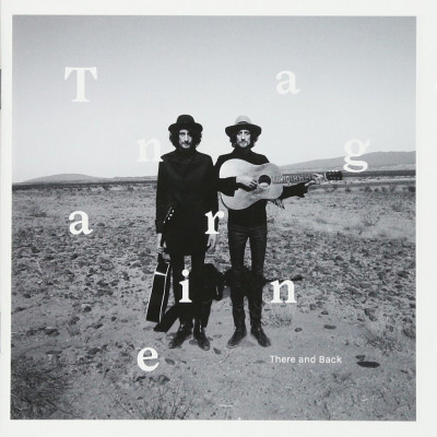 CD TANGARINE - THERE AND BACK