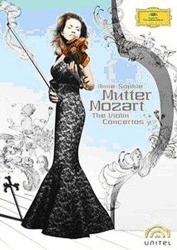 DVD MUTTER ANNE SOPHIE - KONCERTY PRO HOUSLE