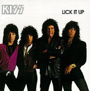 Kiss - CD LICK IT UP