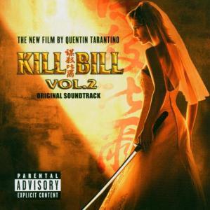 CD OST / VARIOUS - KILL BILL VOL.2