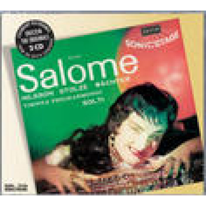 CD NILSON/SOLTI/WPH/WINDGASSE - R.Strauss: Salome