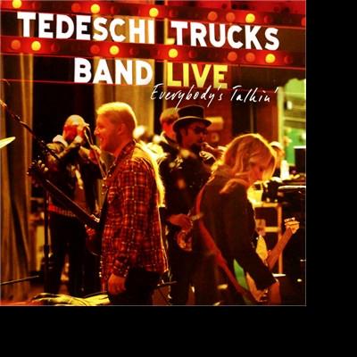CD TEDESCHI TRUCKS BAND - Everybody's Talkin'