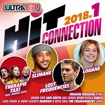 CD V/A - ULTRATOP HIT CONNECTION 2018.1