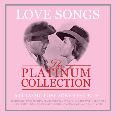 CD V/A - LOVE SONGS:THE PLATINUM COLLECTION