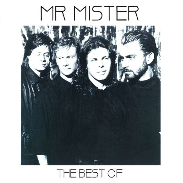 CD MR. MISTER - BEST OF