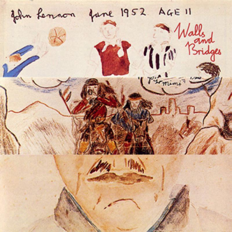 John Lennon - CD LENNON JOHN - WALLS AND BRIDGES