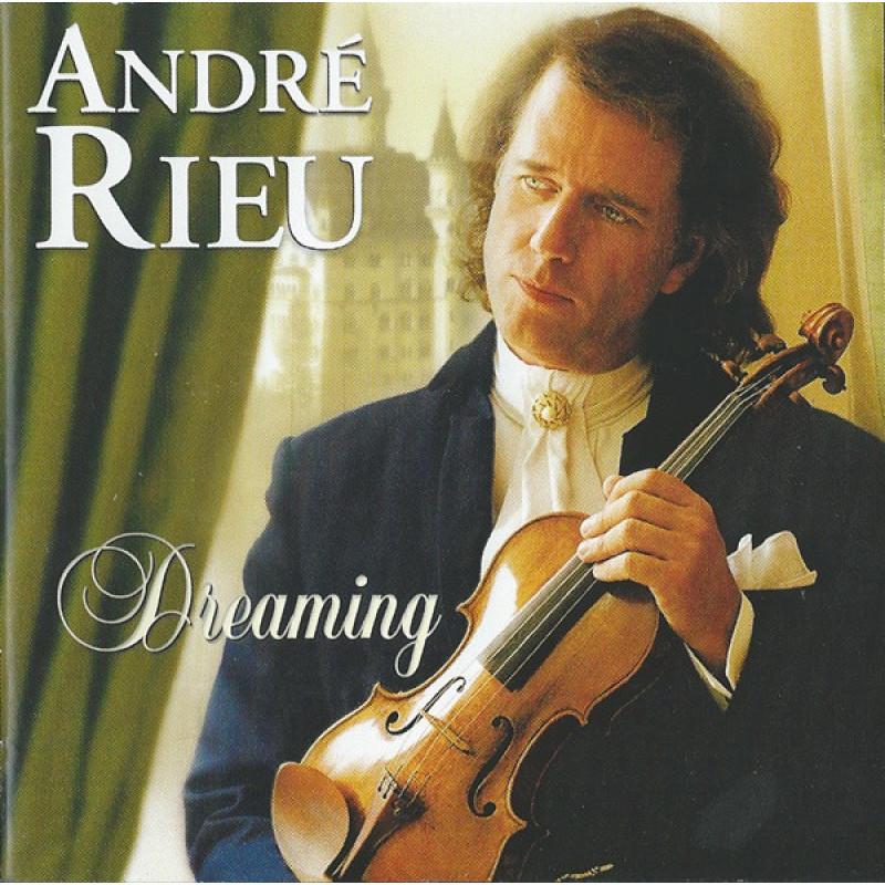 CD RIEU ANDRE - DREAMING