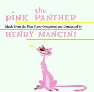 CD MANCINI, HENRY - The Pink Panther: Music from t
