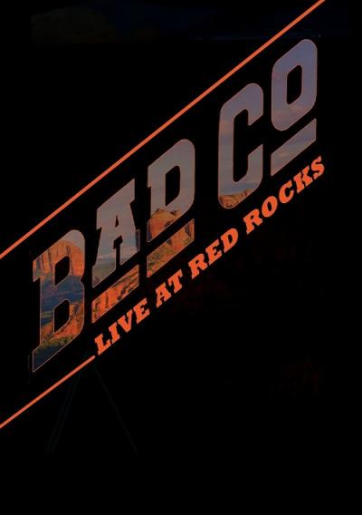 Bad Company - CD LIVE AT RED ROCKS (CD/DVD)