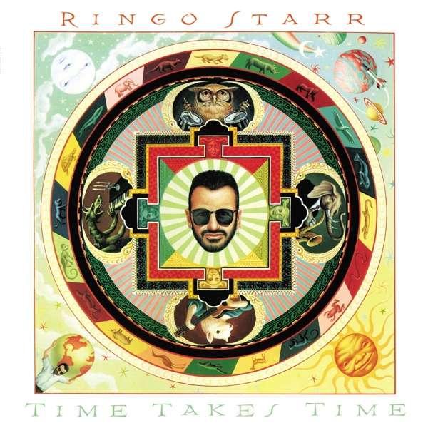 Ringo Starr - Vinyl TIME TAKES TIME