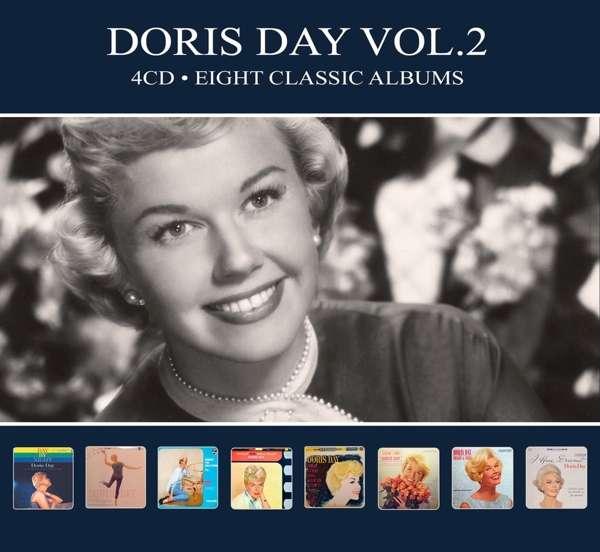CD DAY, DORIS - EIGHT CLASSIC ALBUMS VOL.2
