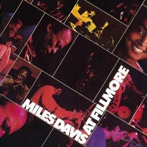 Miles Davis - CD AT FILMORE: LIVE AT THE FILMORE EAST