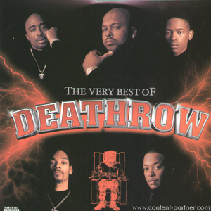 Vinyl V/A - Very Best of Death Row