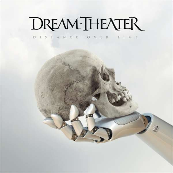 Dream Theater - Vinyl DISTANCE OVER TIME