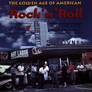 CD V/A - GOLDEN AGE OF AMERICAN R'