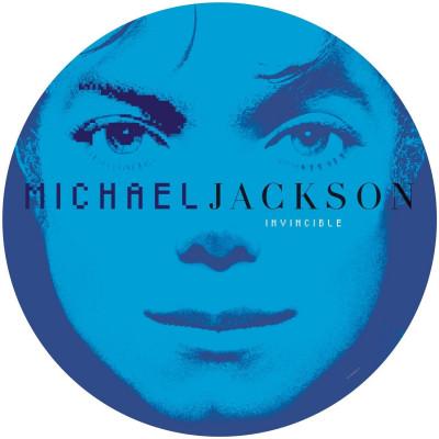 Michael Jackson - Vinyl Invincible
