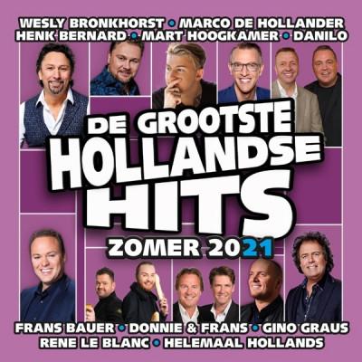CD V/A - HOLLANDSE HITS ZOMER 2021