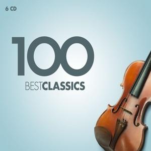 CD VARIOUS ARTISTS - 100 BEST CLASSICS (2016)