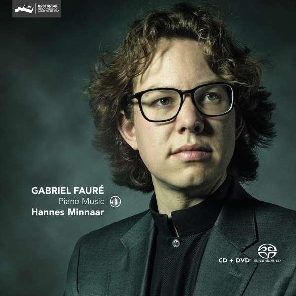 CD FAURE, G. - PIANO MUSIC