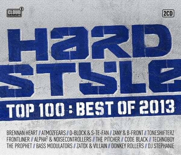 CD V/A - HARDSTYLE TOP 100 BEST OF 2013