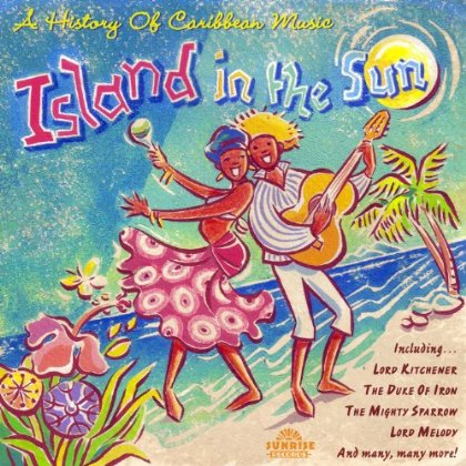 CD V/A - ISLAND IN THE SUN - A HISTORY OF CARIBBEAN MUSIC