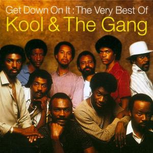 CD KOOL AND THE GANG - GET DOWN ON IT
