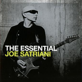 CD SATRIANI, JOE - The Essential Joe Satriani