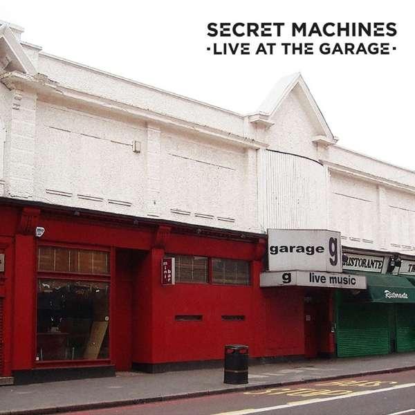 Vinyl SECRET MACHINES - LIVE AT THE GARAGE 1/18/2006