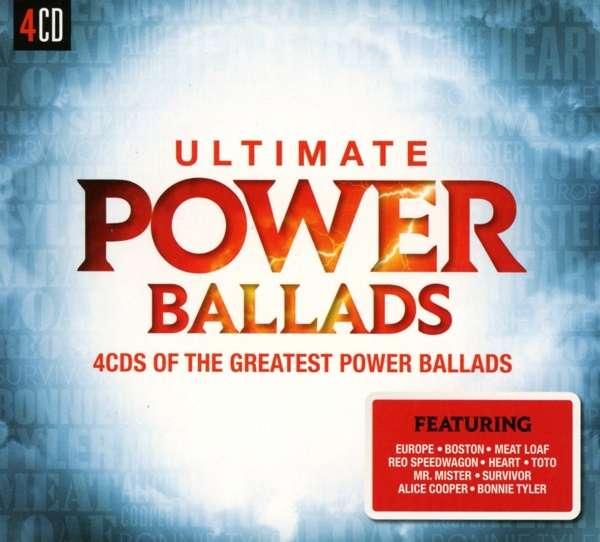 CD V/A - Ultimate... Power Ballads