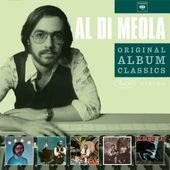 CD MEOLA, AL DI - Original Album Classics