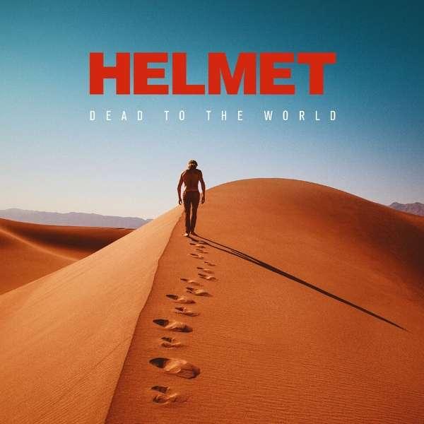 CD HELMET - DEAD TO THE WORLD