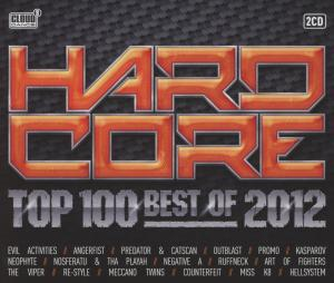 CD V/A - HARDCORE TOP 100 BEST OF 2012