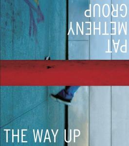 CD METHENY, PAT GROUP - WAY UP,THE