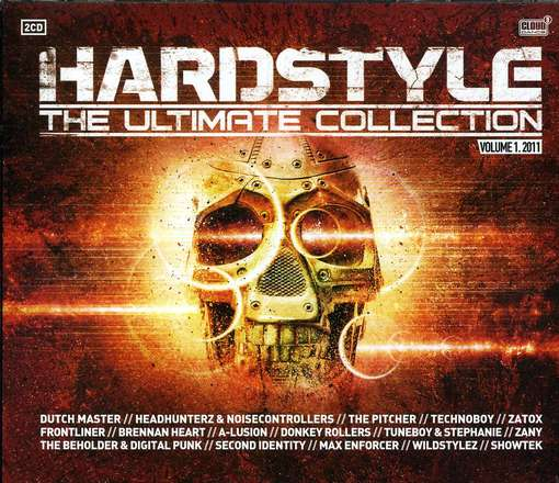 CD V/A - HARDSTYLE THE ULTIMATE COLLECTION 2011 -1-