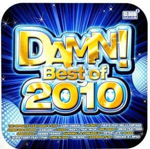 CD V/A - DAMN! BEST OF 2010