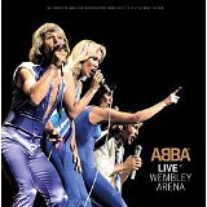 ABBA - CD LIVE AT WEMBLEY ARENA