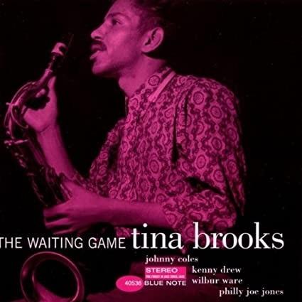 Vinyl BROOKS TINA - THE WAITING GAME