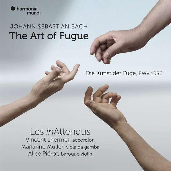 CD LES INATTENDUS - BACH THE ART OF FUGUE BWV 1080